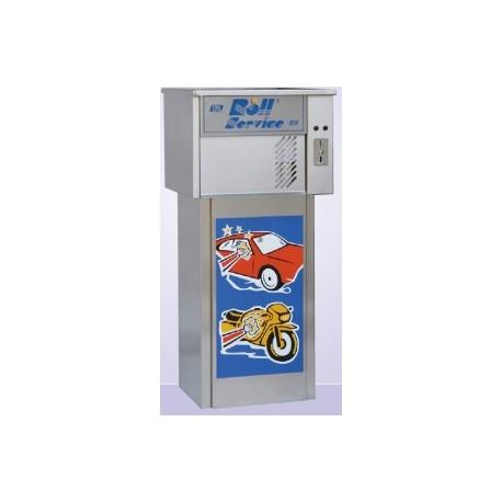Máquina expendedora de papel
