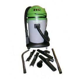 Aspirador robusto para aspiração de pó e líquidos