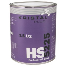 KRISTAL HS Surfacer 5225 Black 4:1